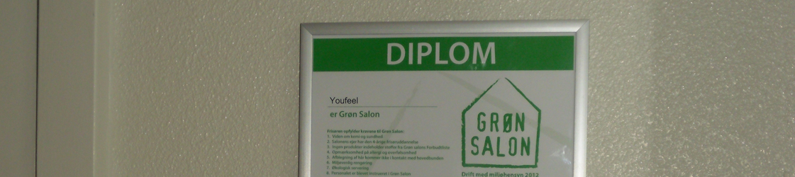 Certificeret Grøn Salon