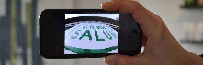 Hvad er Grøn Salon - klik her